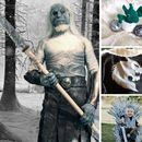 Dwarven Yarn Beard : 16 Steps (with Pictures) Plastic Bag Crafts, Plastic Bags, Plastic Baskets, Diy Cat Tent, Braided T Shirts, Game Of Thrones, Zipper Pencil Case, Quilting 101, Pinking Shears