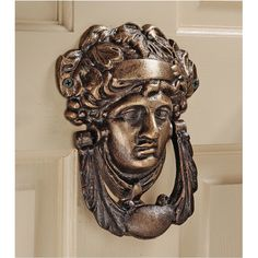 Athena Authentic Foundry Door Knocker online from Wayfair, we make it as easy as possible for you to find out when your product will be delivered. Description from wayfair.com. I searched for this on bing.com/images