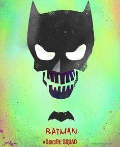 #SKWAD: #BATMAN POSTER!!! #Batfleck finally gets his own Spanish #SuicideSquad Poster. This is so Awesome! #DavidAyer #JaredLeto #TheJoker #Joker #WillSmith #Deadshot #JoelKinnaman #RickFlag #MargotRobbie #HarleyQuinn #JaiCourtney #CaptainBoomerang #CaraDelevingne #Enchantress #AdewaleAkinnuoyeAgbaje #KillerCroc #JayHernandez #ElDiablo #KarenFukuhara #Katana #AdamBeach #Slipknot #BenAffleck #DCEU #DCExtendedUnivers (Cred: @TheBenBatfleck)