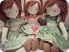 ANACARDIA atelier: Bonecas Júlia