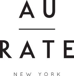 AUrate New York's retina logo