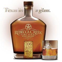 Rebecca Creek Whiskey   Texas Fine Whiskey