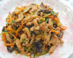 魚香肉絲食譜、作法 | 愛旅遊的煮婦的多多開伙食譜分享