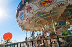 OC Great Park FREE carousel.