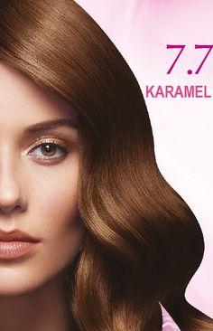 Nevacolor 2017 Saç Renk Kartelası - Nevacolor karamel saç renkleri