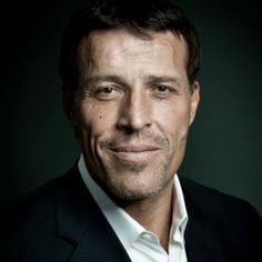 An Interview with Tony Robbins Advice on success in career, weight loss, resiliency, and public speaking.
