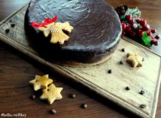 Everybody loves making GINGERBREAD. Especially GINGERBREAD CHEESECAKE.