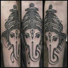 Ganesh head by Paul Aherne LoveHateCork