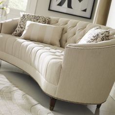 A classic with all the best design details, my Washington Tufted Sofa provides for that established aesthetic; elegant and timeless. http://www.maxsparrow.com.au/products/washington-tufted-sofa