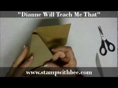 ▶ Dianne Will Teach Me That.....Gift Card Box - YouTube