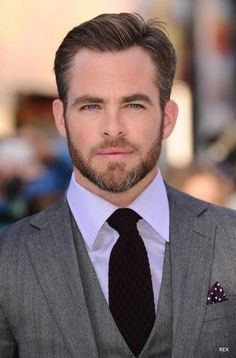 The Hottest Beard Styles for Men in 2014 ... Short-Boxed-Beard-2014 └▶ └▶ www.pouted.com/