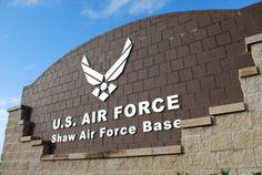 Shaw AFB  Sumter, SC  2008-2010