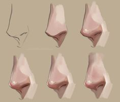 Concept Art Inspiration Drawing tutorial face step by step character design 33 Ideas Art Tutorial Art Art tutorial face character Concept Design drawing Face Ideas Inspiration Photoshop Step Tutorial Digital Painting Tutorials, Digital Art Tutorial, Drawing Tutorials, Art Tutorials, Digital Paintings, Drawing Ideas, Design Reference, Art Reference, Nose Drawing