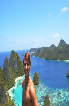 Raja Ampat is located in West Papua, and even if it is part of Indonesia, it does not share most of the tradition, religion, race and culture. West Papua, Cheap Web Hosting, Paradise, Heaven, Heavens