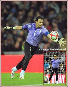 Essam El Hadary - Egypt - 2010 African Cup of Nations