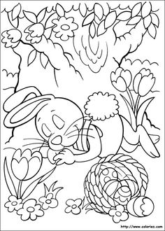 Peter Cottontail – Le lapin de Pâques Make your world more colorful with free printable coloring pages from italks. Our free coloring pages for adults and kids. Easter Coloring Sheets, Bunny Coloring Pages, Easter Colouring, Colouring Pages, Adult Coloring Pages, Coloring Pages For Kids, Easter Templates, Easter Printables, Free Printables