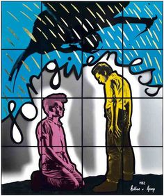 Gilbert and George.. Forgiveness