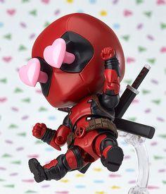 Deadpool - Deadpool - Nendoroid - Good Smile Company (?) - SD-Figuren / Nendoroids - Japanshrine