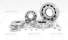 Ball bearings - PhotoDune Item for Sale