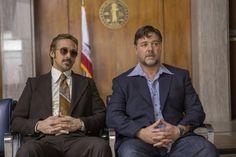 Ryan Gosling, Russell Crowe's Comedy 'Nice. Ryan Gosling, Russell Crowe's Comedy 'Nice Guys' Gets Investment… Sing Street, 21 Jump Street, Daniel Radcliffe, Bon Film, Movie Film, Kim Basinger, New Trailers, Movie Trailers, Zootopia