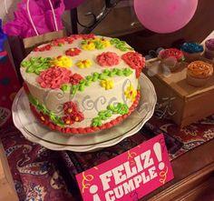 Pastel para fiesta mexicana