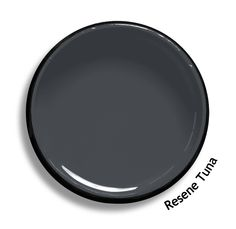 Resene Tuna is a resolute dignified grey. From the Resene Multifinish colour… Exterior Paint Colors For House, Paint Colors For Home, Exterior Colors, Paint Colours, Resene Colours, Paint Themes, Painted Stairs, Paint Swatches, Colour Pallette