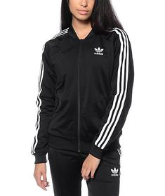 Adidas originals supergirl track jacket + FREE SHIPPING