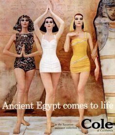 Coles 1956 - Dovima in white  [via thedivinedovima.tumblr.com]