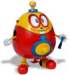 ロボダッチ  70年代後半~80年代  1975年に今井科学が発売した自社オリジナルキャラクターのプラモデル。
