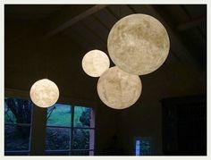 An Indian Summer globe light