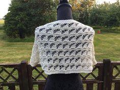 Lace knitting, Garn og Pind