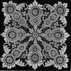 Multiple free patterns in the Encyclopedia of Needlework