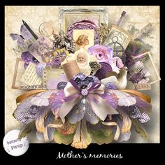 Mother's memories by butterflyDdsign  #thestudio #happymothersday