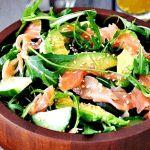 salade meenemen naar werk