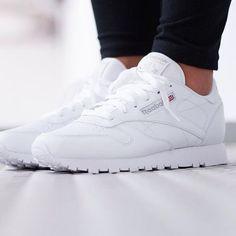 Reebok Classic Leather (weiß) - 43einhalb Sneaker Store Fulda