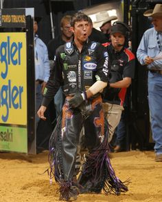 J.B. Mauney, I love this guy with a passion (if you can't tell).