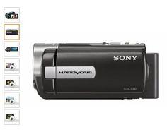 Sony DCR-SX45 Handycam Camcorder