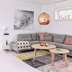 Don't Cramp My Style: Can Pink be Elegant ? Yes, if you go for Pink and Copper with a hint of grey.. !