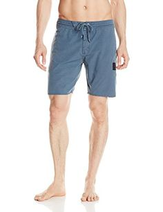 Introducing Volcom Mens Balboa Solid Slinger Board Short Stormy Blue 31. Grab Your Swimsuits Here and follow us for more updates!