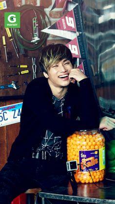 Daesung ♕ // Gmarket 'Christmas Wish List' CFs 2013 Daesung, Gd Bigbang, Choi Seung Hyun, Big Bang, 2ne1, Yg Entertainment, Btob, G Dragon Top, Culture Pop