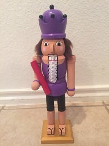 CLICK HERE TO PURCHASE from CustomNutcrackers.com. Get this unique Yoga…