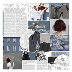 """how can a heavy heart be so empty"" by universed ❤ liked on Polyvore featuring Surya, Monki, Chanel, Assouline Publishing, The WhitePepper and kikitags"