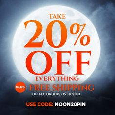 Last day for this online deal! You'll be howling at the moon if you miss it.
