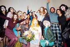 Lingerie | @LaPerla Collection Presentation - Autumn Winter 2013-14 - New York Fashion Week #nyfw