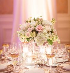 Romantic Ballroom Wedding from Binaryflips Photography