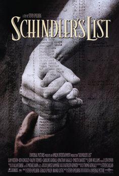 Schindler's List - Steven Spielberg (1993)