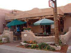 Church Street Cafe ~ Albuquerque, NM ....They had the best lunch food, yummmmy salads!