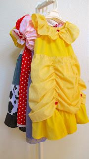 Tie Dye Diva Patterns: Princesses and More from Belle and Daydreamer Patterns