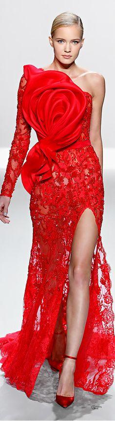 ༻ಌ Ralph & Russo ಌ༺ Couture S/S 2014