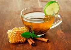 miel limon y canela